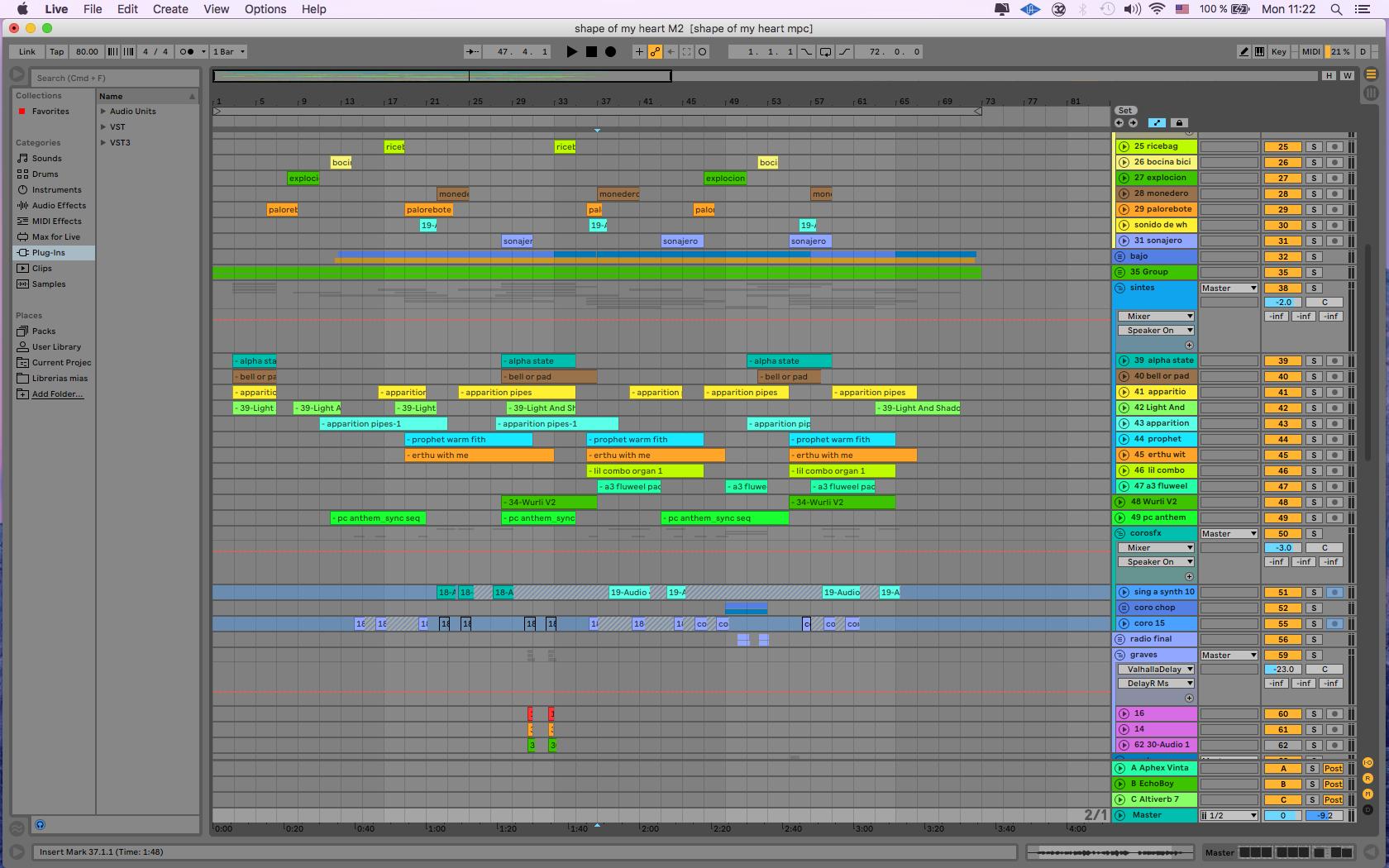 Aprende a hacer un beat en Ableton Live