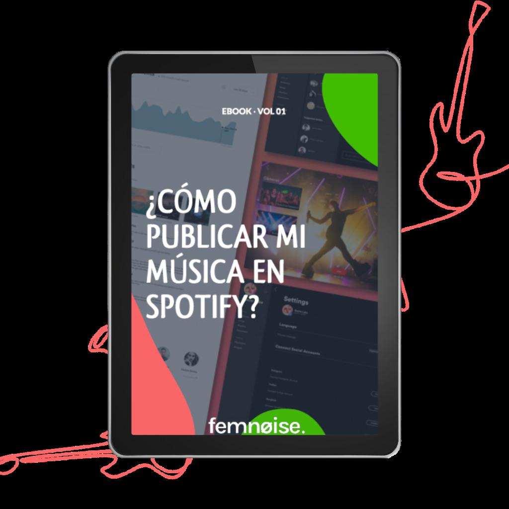 Cómo Publicar mi Música en Spotify , Descarga Gratis